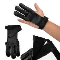 Leather Finger Glove