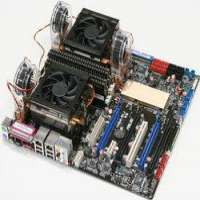 Chipset Coolers
