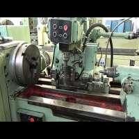 Spline Milling Machine