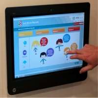 Touch Screen Interface