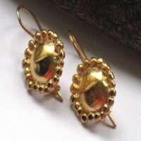 Handmade Gold Jewelry
