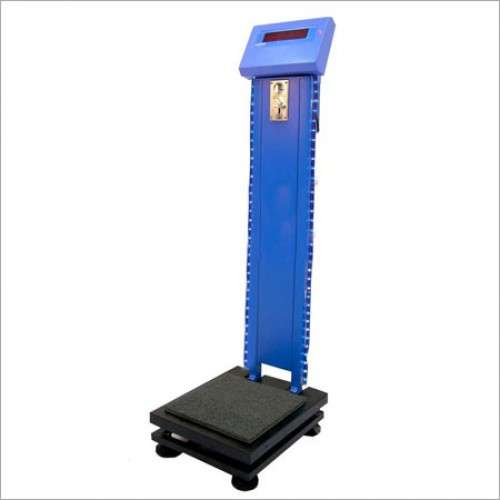 Coin Operated Scales