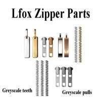 Zipper Parts