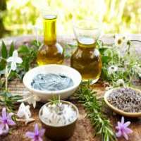 Herbal Skin Care Cosmetics