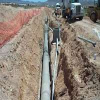 Water Pipe Line Installations