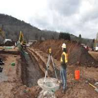 Sewer Pipeline Construction