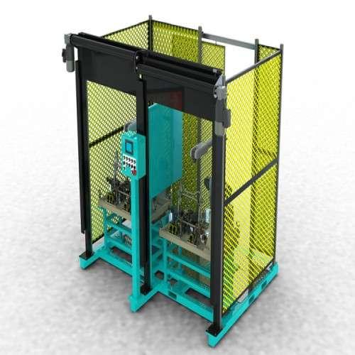 Robotic Welding Cell
