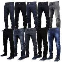 Mens Slim Fit Trouser