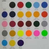 PVC Color Chart