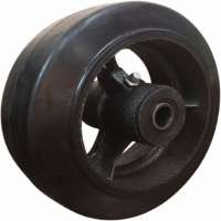 Molded Rubber Wheels