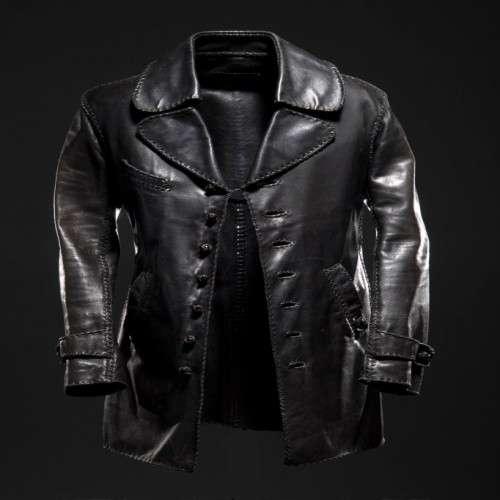 Men Leather Garments
