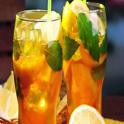 Orange Ice Tea