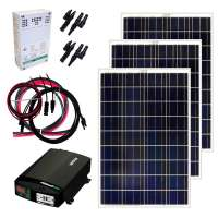 Solar UPS Battery Chargers
