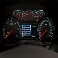 Instrument Panel Cluster