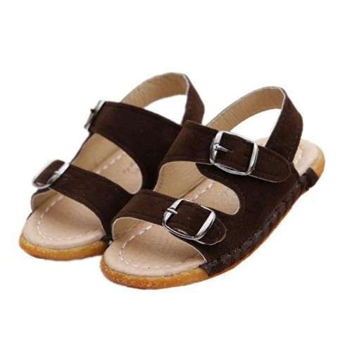 Children Leather Sandal