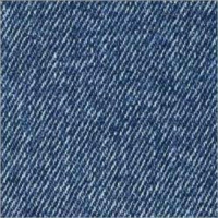 Twill denim fabric