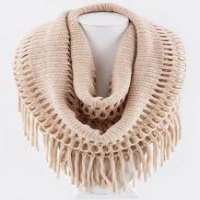 Fringed Scarves