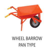 Pan Type Wheel Barrow
