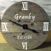 Customized Clock