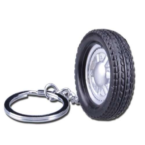 Tyre Keychain