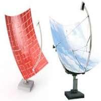 Parabolic Solar Concentrator