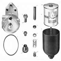 Diesel Filter Assembly