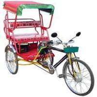 Tricycle Rickshaw