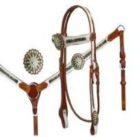 Conchos Headstall