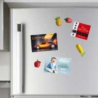 Custom refrigerator magnet