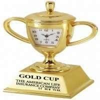 Trophy Clock