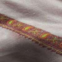 Pashmina, silk & cashmere shawls Manufacturer