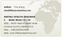 ANPING HENGYA HARDWARE WIRE MESH CO LTD