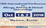 12th  International Conference on Allergy