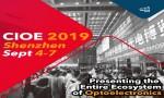 CIOE 2019 (China International Optoelectronic Exposition)