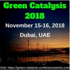 Green Catalysis and Sustainable Energy