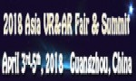 2018 Asia VR&AR Fair&Summit