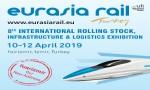 8th International Railway, Light Rail Systems, Infrastructure and Logistics Fair