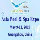 Asia Pool & Spa Expo 2019
