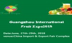 Guangzhou International Fruit Expo 2018