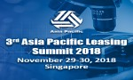 3rd Asia Pacific Leasing Summit 2018