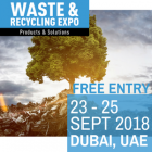 DMG Events - Waste & Recycling Expo 2018