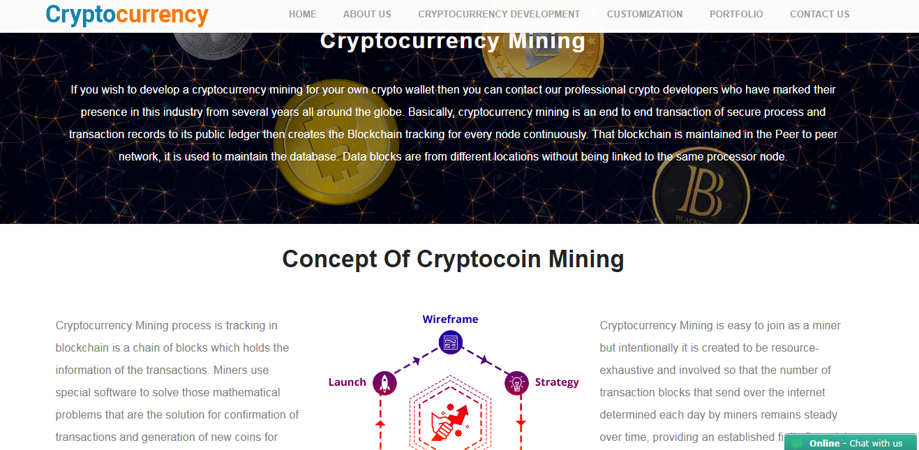 Crypto Coin Mining Solutions