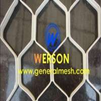 Aluminum Diamond Security Window Grilles
