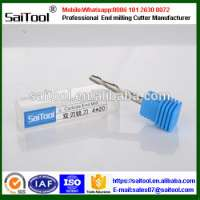Single flute cutting tool end mill