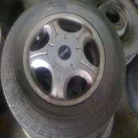 Used Tire Car Wheel Rim