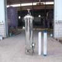 Industrial stainless steel cartridge filter housing Manufacturer