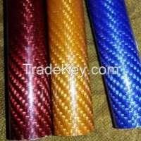 colorful fiberglass tube  Manufacturer