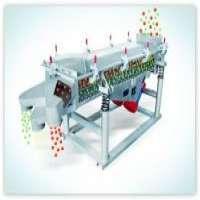 CZ Series Linear Vibrating Screen machine vibrating sieve Manufacturer