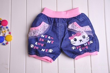 84e61c0fe1863 and Cute children Shorts Bermuda Shorts Girls