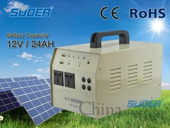 Solar Home Use Power Inverter Generator